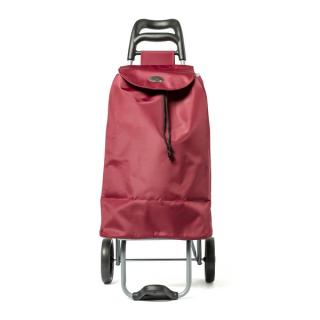 Сумка-тележка Epic City X Shopper Ergo 40 Oxblood Red