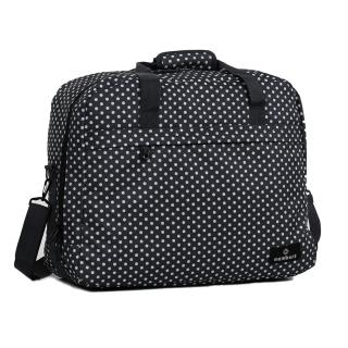 Дорожная сумка Members Essential On-Board Travel Bag 40 Black Polka 927837