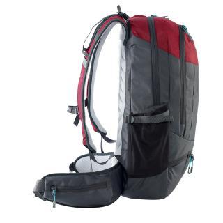 Рюкзак туристический мужской Caribee Triple Peak 34 Merlot Red 927769