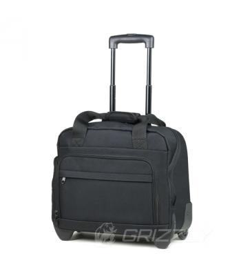 Дорожная сумка на колесах Members Essential On-Board Laptop 21 Black 922525
