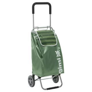 Сумка-тележка Gimi Flexi 45 Green 928409