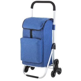 Сумка-тележка ShoppingCruiser Stairs Climber 40 Blue 928363