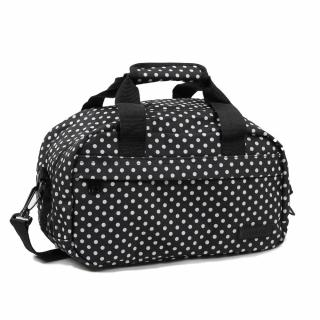 Дорожная сумка Members Essential On-Board Travel Bag 12.5 Black Polka 927841