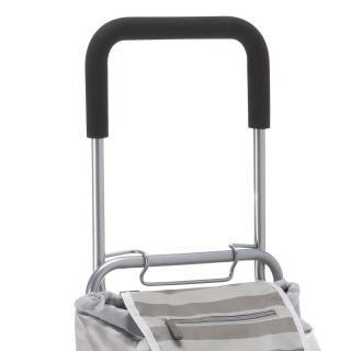 Сумка-тележка Gimi Flexi 45 Grey 928410
