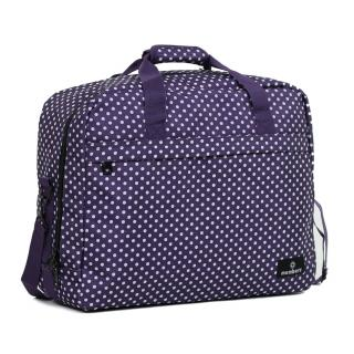 Дорожная сумка Members Essential On-Board Travel Bag 40 Purple Polka 927840