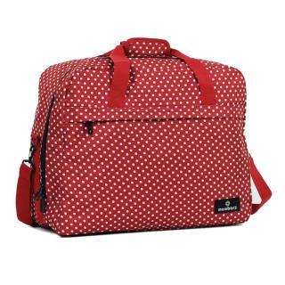 Дорожная сумка Members Essential On-Board Travel Bag 40 Red Polka 927839