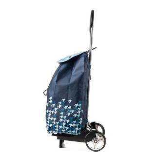 Сумка-тележка Gimi Ideal 50 Blue 928431