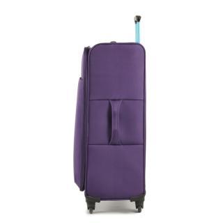 Чемодан Members Hi-Lite L Purple 86L
