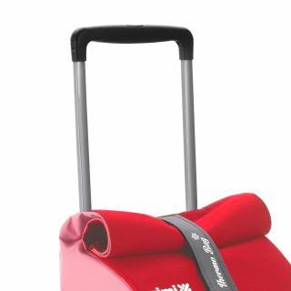 Сумка-тележка Gimi Rolling Thermo 50 Red 928424