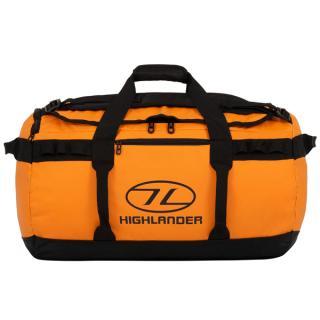 Дорожная сумка-рюкзак Highlander Storm Kitbag 65 Orange 927452