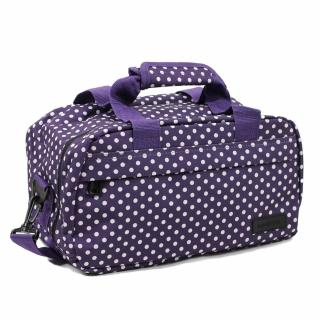 Дорожная сумка Members Essential On-Board Travel Bag 12.5 Purpl Polka 927844