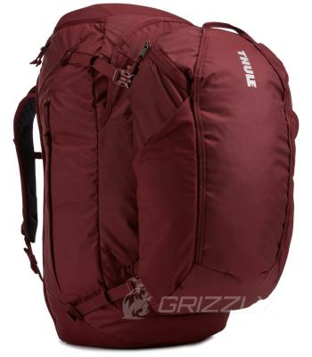 Туристический рюкзак Thule Landmark 70L Women's (Dark Bordeaux) TH3203733