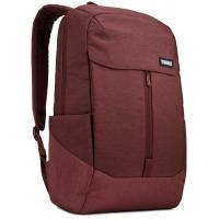 Рюкзак Thule Lithos Backpack 20L - Dark Burgundy