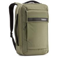 "Сумка-рюкзак Thule Paramount Convertible Laptop Bag 15,6"" Olivine TH3204220"