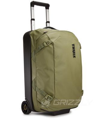 Дорожная сумка на колесах Thule Chasm Carry-On Olivine TH3204289