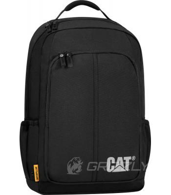 Рюкзак мужской CAT Mochilas черный 83514;01