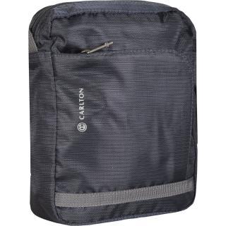 Мужская сумка через плечо CARLTON Travel Accessories SLINBAGAGRY;02 Тёмно-серая