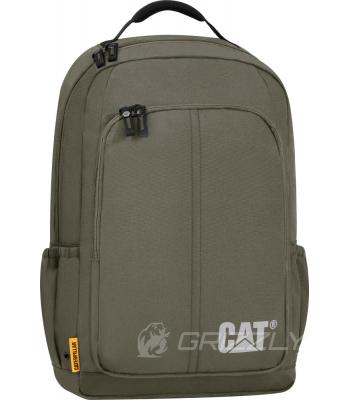 Рюкзак мужской CAT Mochilas темно-зеленый 83514;164