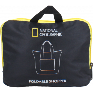 Женская сумка National Geographic Foldable N14402;06 Черная