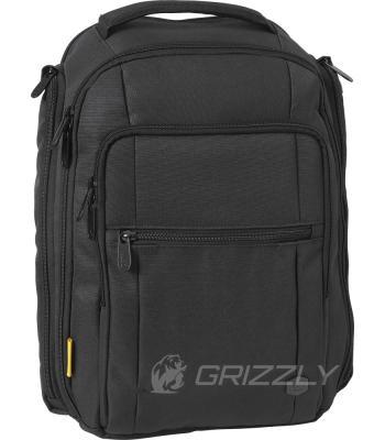 Рюкзак мужской CAT Bizz Tools черный 83693;218