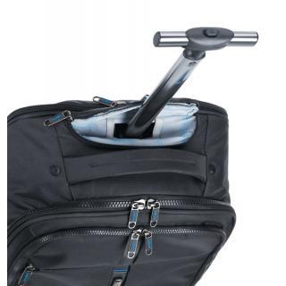 Рюкзак на колесах CARLTON Wallstreet черный 904J026;01