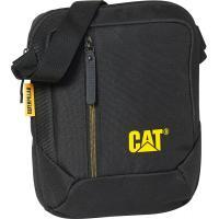 Сумка через плечо CAT the Project черная 83614;01
