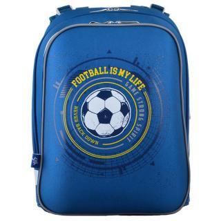 Рюкзак школьный каркасный 1 Вересня H-12 Football 554593