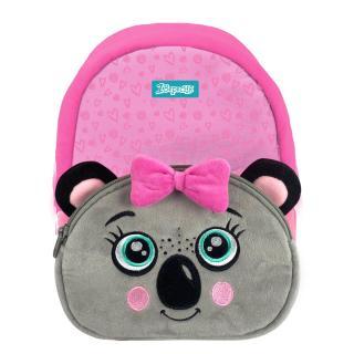 Рюкзак детский 1Вересня K-42 Koala розовый/серый 557878