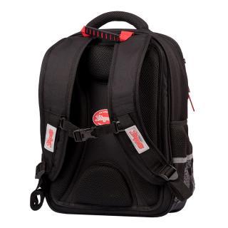 Рюкзак школьный 1Вересня S-105 Dirt Track черный 555098