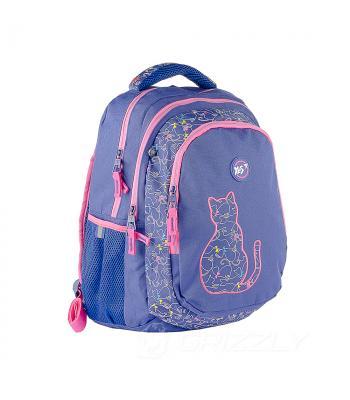Рюкзак школьный YES T-22 Cats 558265