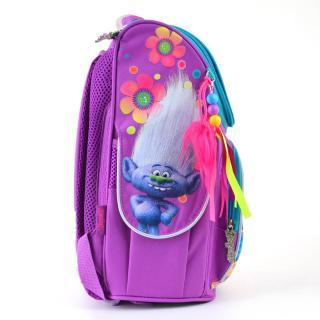 Рюкзак школьный каркасный 1 Вересня H-11 Trolls 553359