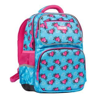 Рюкзак школьный 1Вересня S-105 Heart черный 554695