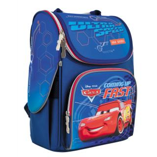 Рюкзак школьный каркасный 1 Вересня H-11 Cars 556154