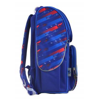 Рюкзак школьный каркасный 1 Вересня H-11 Formula-race 555142