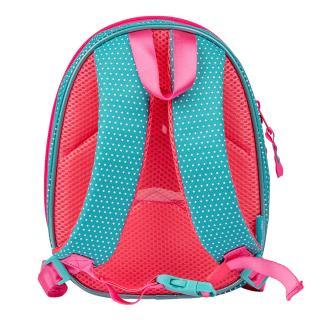 Рюкзак детский 1Вересня K-43 Bunny розовый/бирюзовый 552552