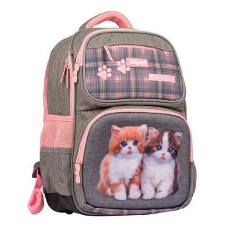 Рюкзак школьный 1Вересня S-105 Keith Kimberlin синий 554691