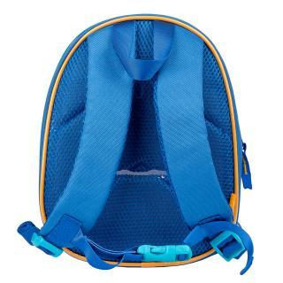 Рюкзак детский 1Вересня K-43 Dino rules синий 552279