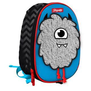 Рюкзак детский 1Вересня K-43 Monster черный 552501