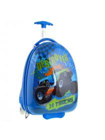 Чемодан детский на колесах YES M-Trucks LG-3 557830