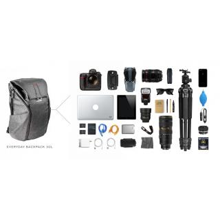 Рюкзак Peak Design Everyday Backpack 30L Charcoal (BB-30-BL-1)