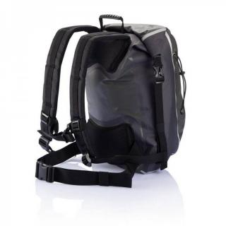 Рюкзак Swiss Peak waterproof backpack серый