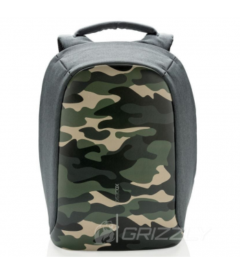 Рюкзак XD Design Bobby anti-theft backpack Camouflage Green P705.657