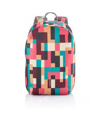 """Рюкзак-антивор подростковый Bobby Soft Art Anti-Theft Backpack 15"""" Geometric P705.867"""
