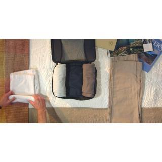 Органайзер для одежды Eagle Creek Pack-It Original Cube S Black EC041196010