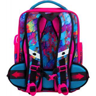 Школьный комплект DeLune - ранец, мешок, игрушка 11-025