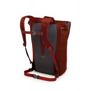Рюкзак Osprey Transporter Flap F19 Ruffian Red красный 009.2025