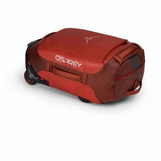 Дорожная сумка на колесах Osprey Rolling Transporter 40 Pointbreak Grey O/S серая 009.2235