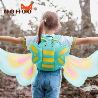 Рюкзак Nohoo Бабочка Мятная NHB125-2