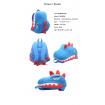 Рюкзак Nohoo Дракозавр NHB218
