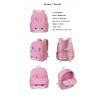 Рюкзак Nohoo Зайка Маленький Розовый NH042-2